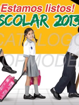 Catalogo Top Model Escolar 2013