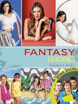 Catalogo Fantasy Estaciones 2017